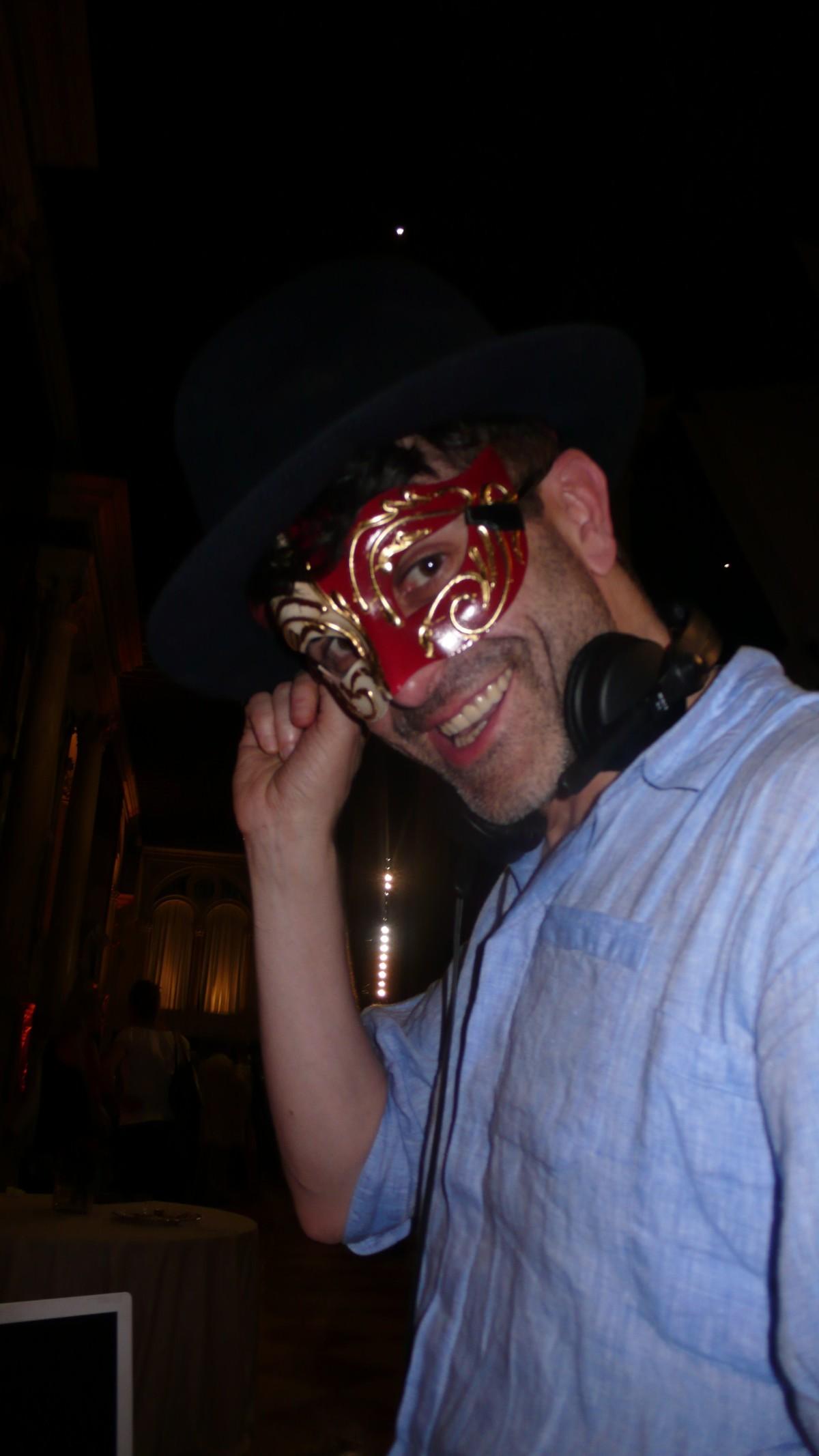 Jerry Bouthier à Venise pour SigalitLandau